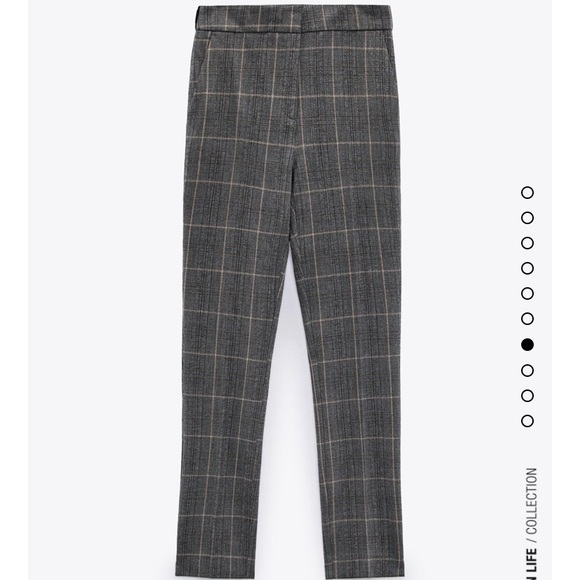 Trouser or jogger pants from Zara